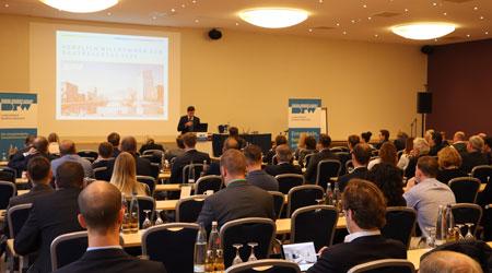 Veranstaltung Bauträgertag 2021 (Bild: BFW NRW)